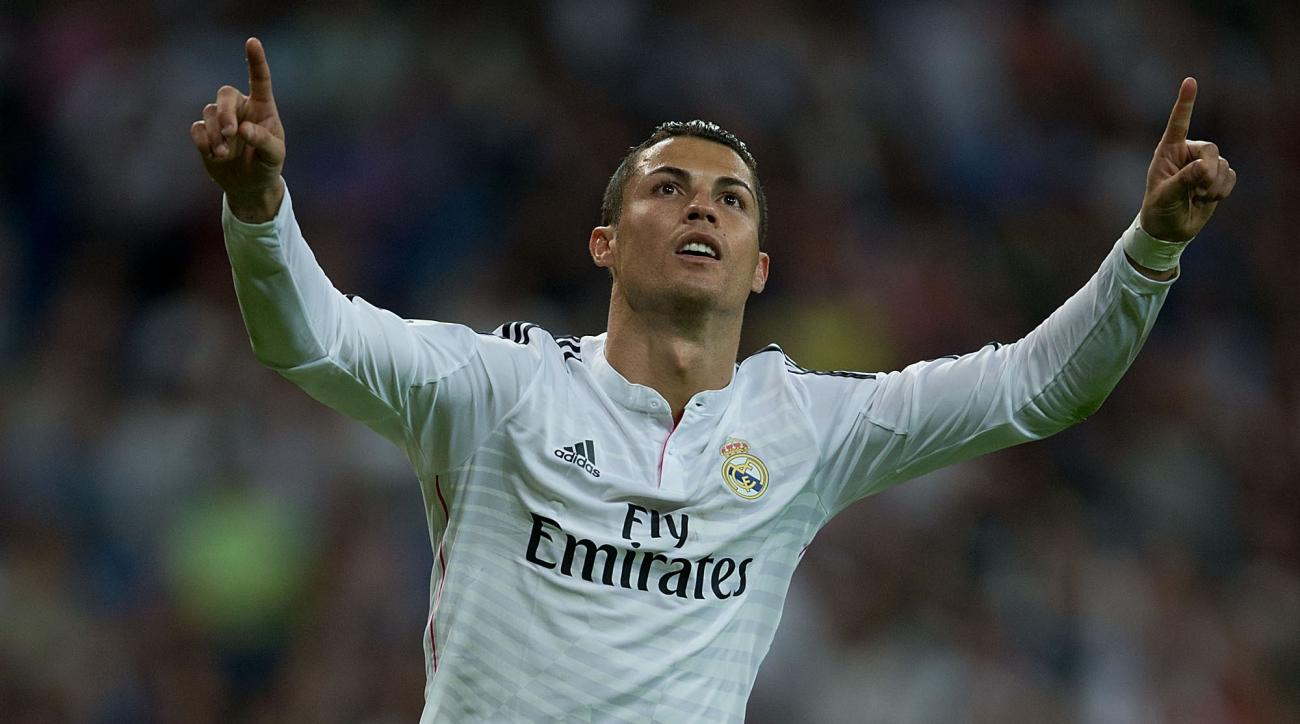 Cristiano Ronaldo Real Madrid transfer