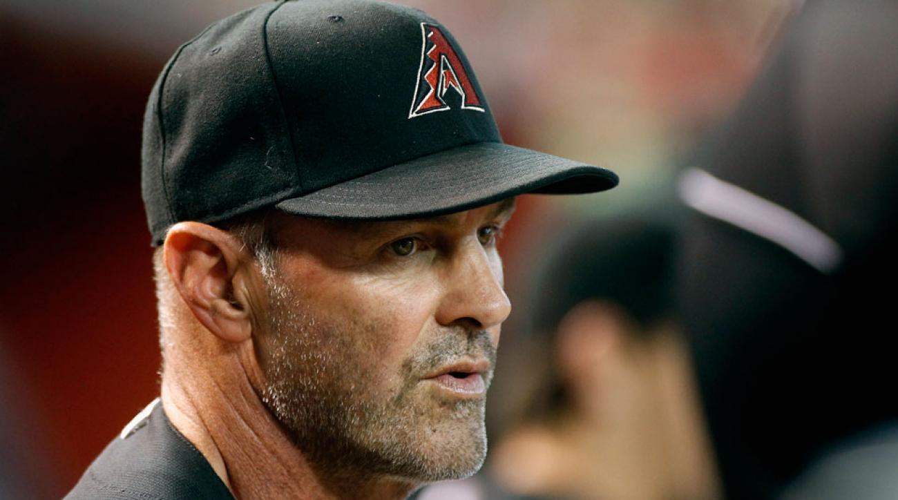 Diamondbacks fire Kirk Gibson
