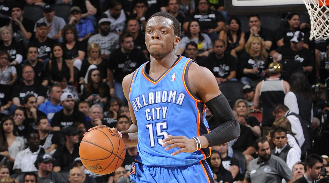 Thunder Reggie Jackson contract extension