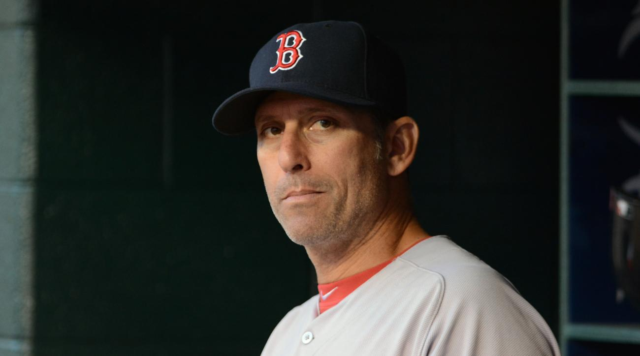 Astros manager interview Torey Lovullo