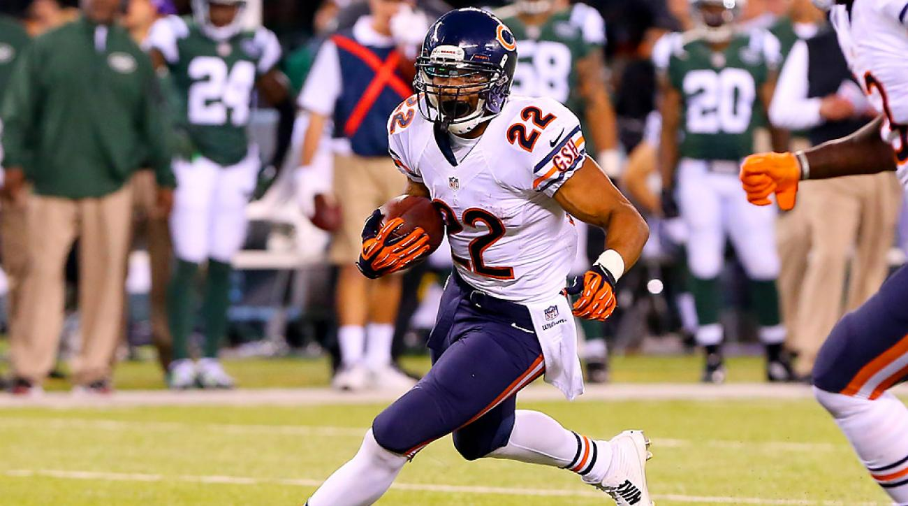 Fantasy Football Cheat Sheet Week 4 Matt Forte