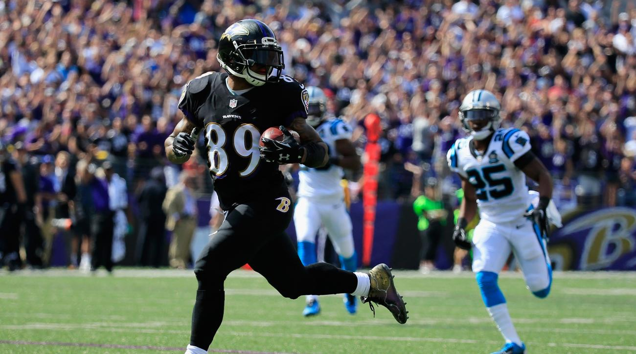 baltimore ravens steve smith carolina panthers quotes