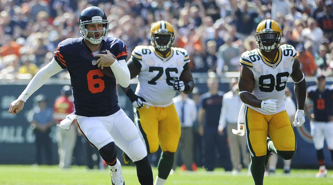 green bay packers chicago bears no punts