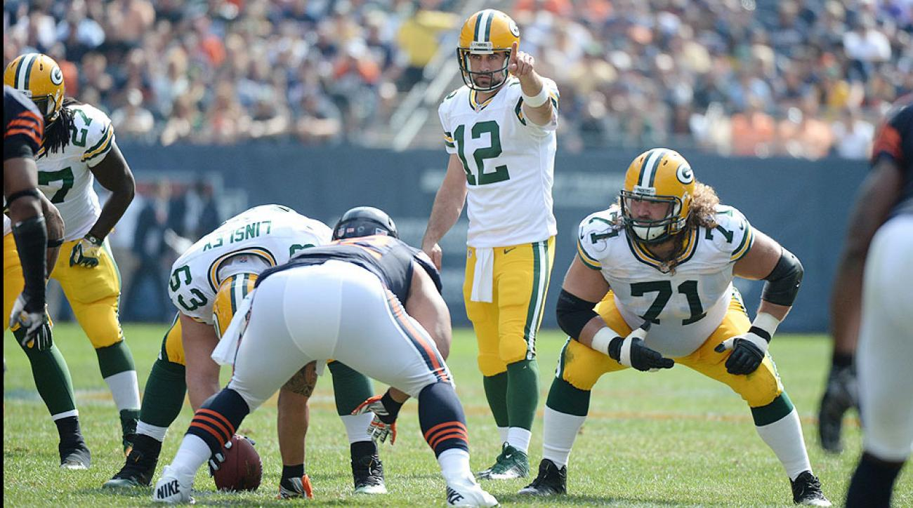 NFL Week 4 Snap Judgments: Aaron Rodgers