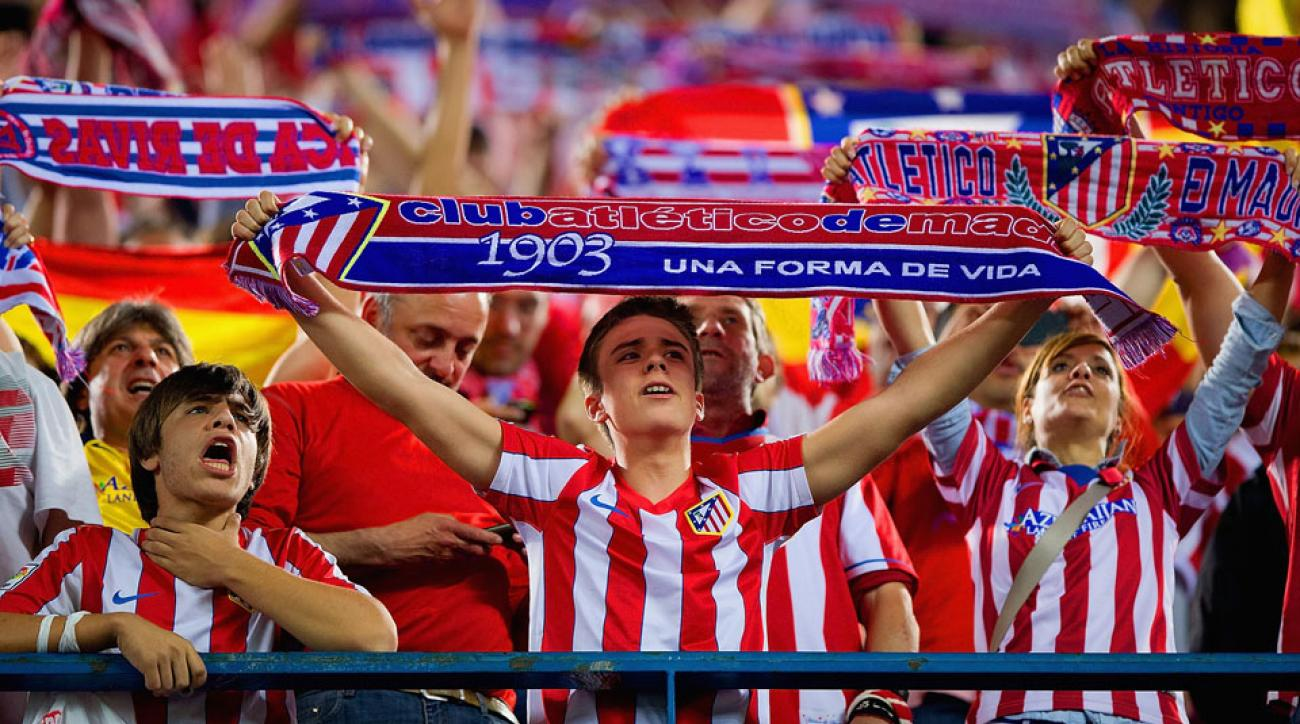 Watch Atletico Madrid vs Juventus online through a Champions League live stream.