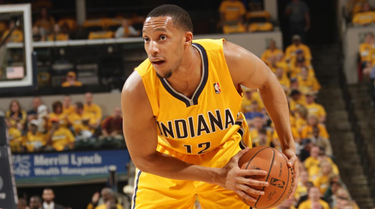 Evan Turner Indiana Pacers