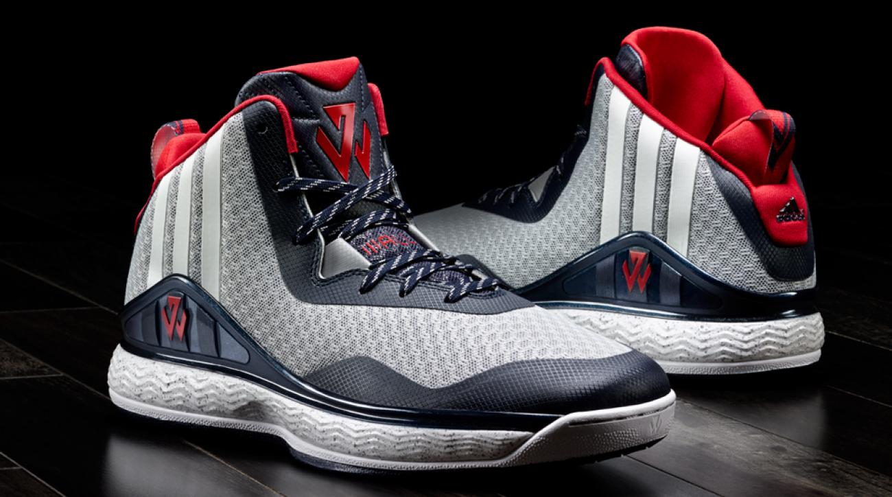"Adidas has unveiled the ""J. Wall 1"" signature sneaker for John Wall."