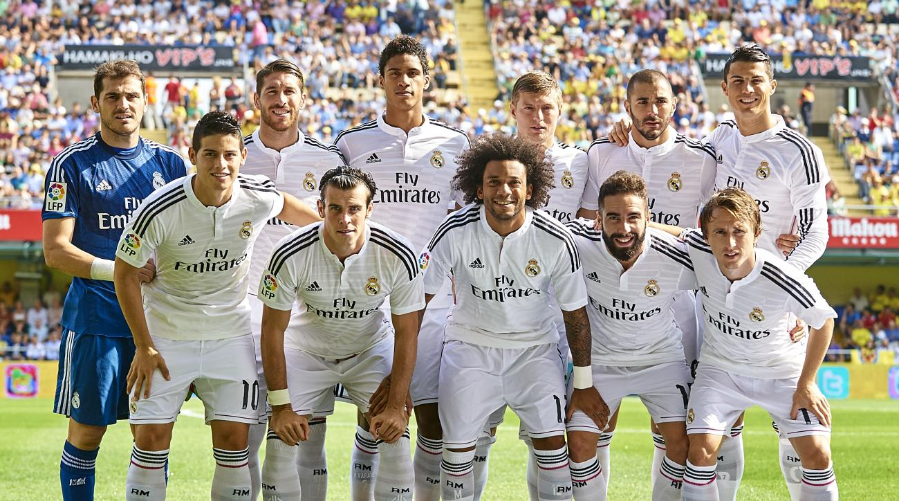 Watch Real Madrid vs Ludogorets online through a Champions League live stream.