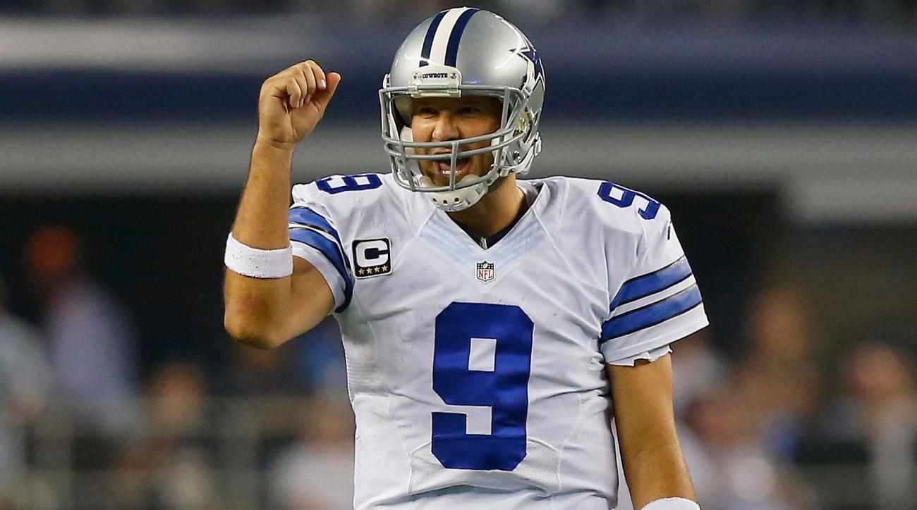 Dallas Cowboys Tony Romo offense