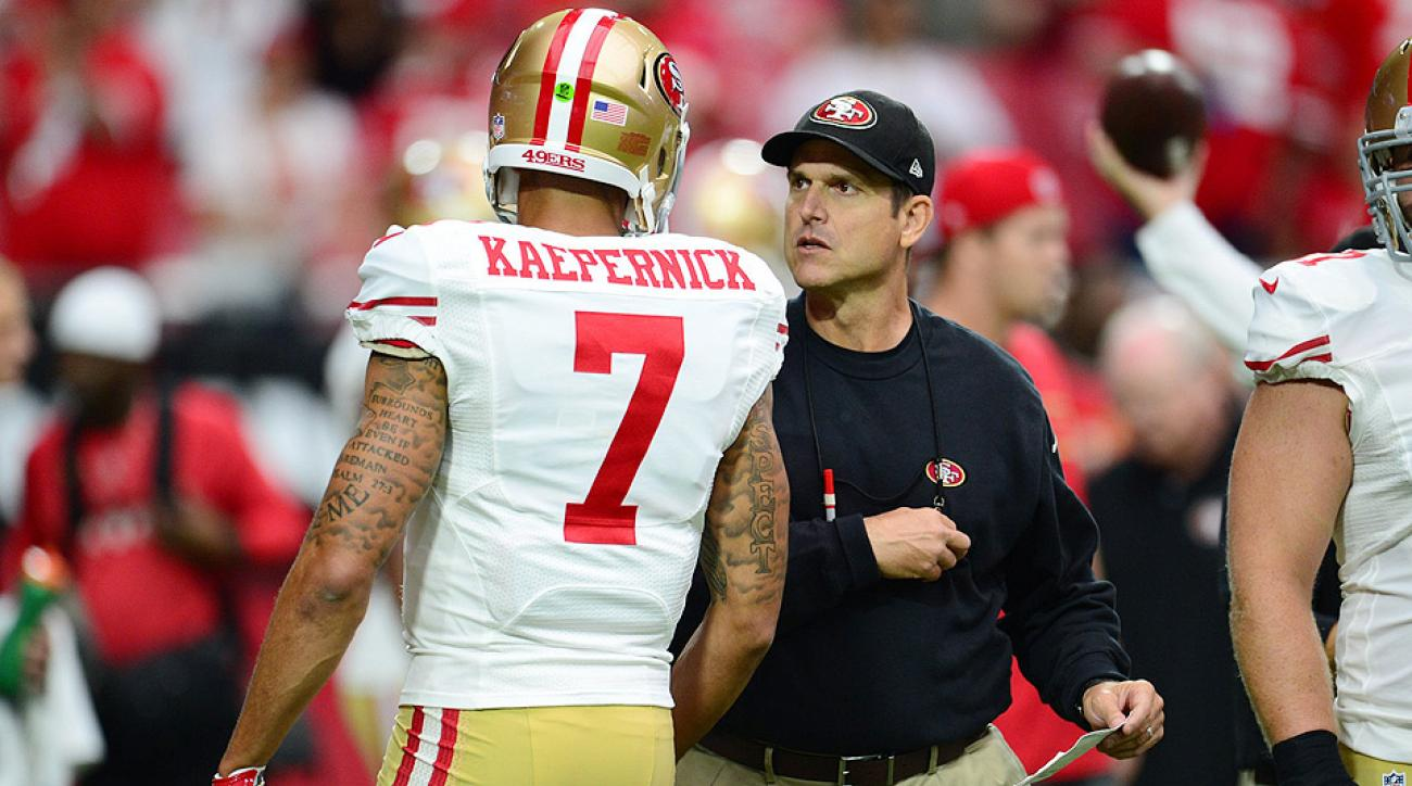 Jim Harbaugh on outs with San Francisco 49ers? Fans, team lacking perspective