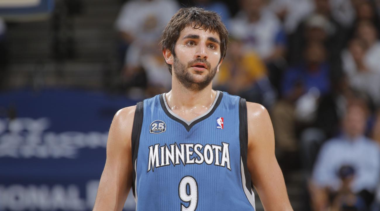 Timberwolves Ricky Rubio contract extension talks
