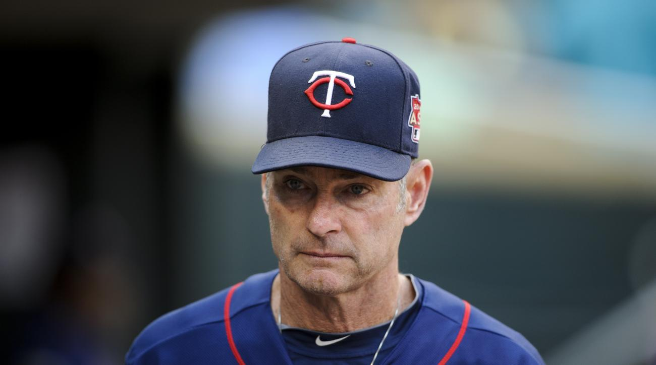 Paul Molitor, Twins, manager, interview, MLB
