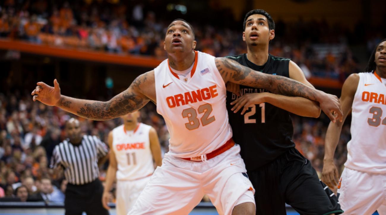 Syracuse forward DaJuan Coleman return injury surgery