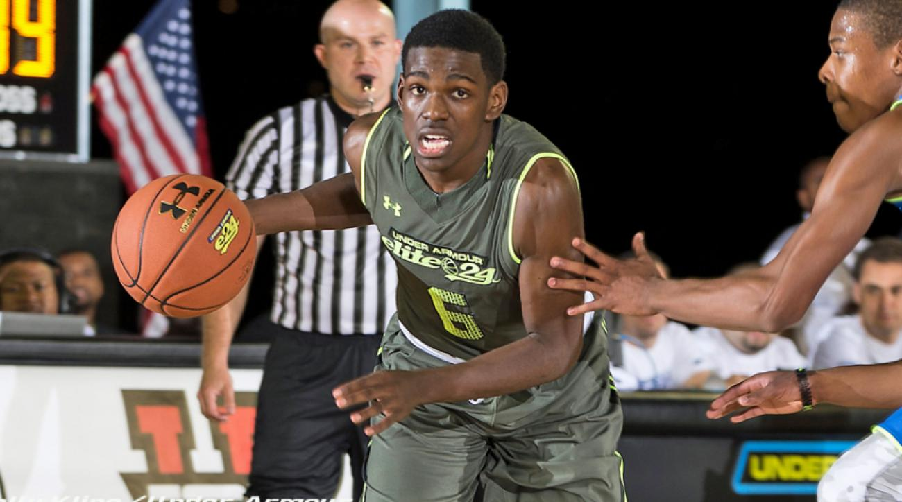 Jawun Evans commits Oklahoma State
