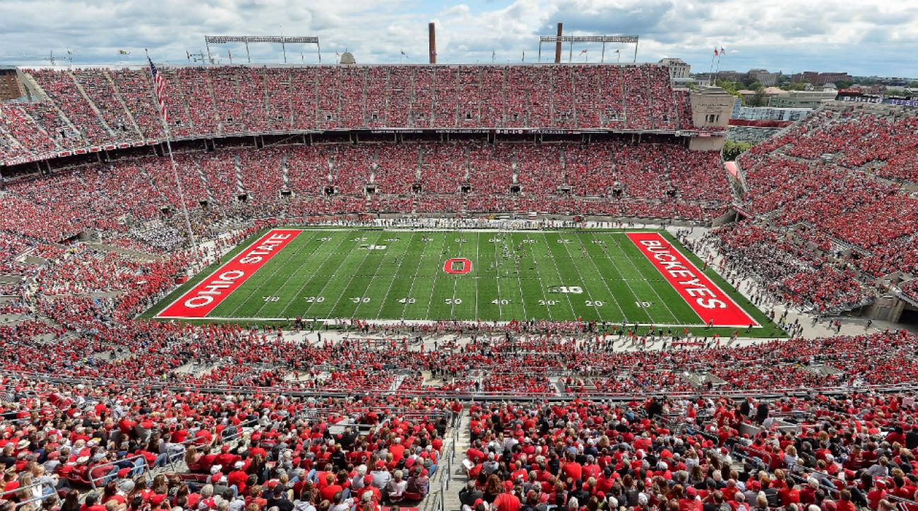 Ohio State take attendance crown Michigan