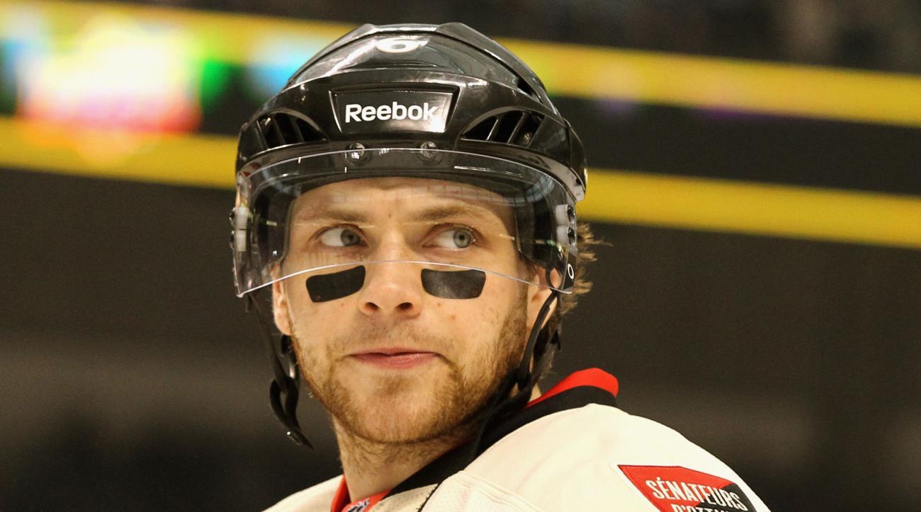 Ottawa Senators Bobby Ryan extension
