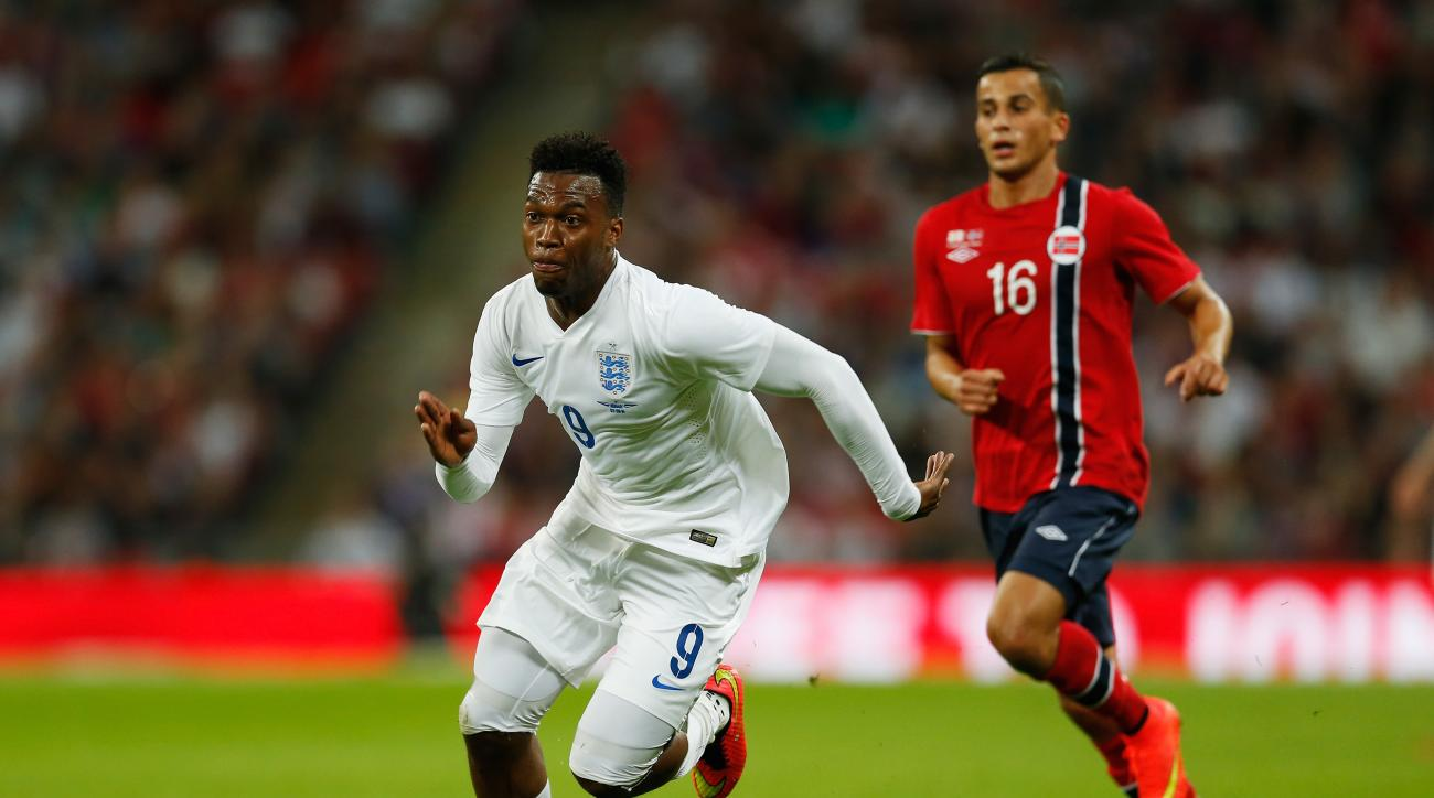 Daniel Sturridge England euro qualifying