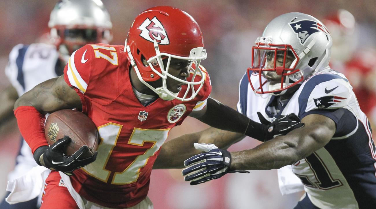 Chiefs Donnie Avery surgery