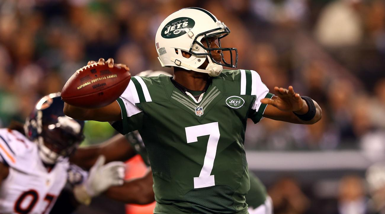 Jets Geno Smith franchise quarterback starter