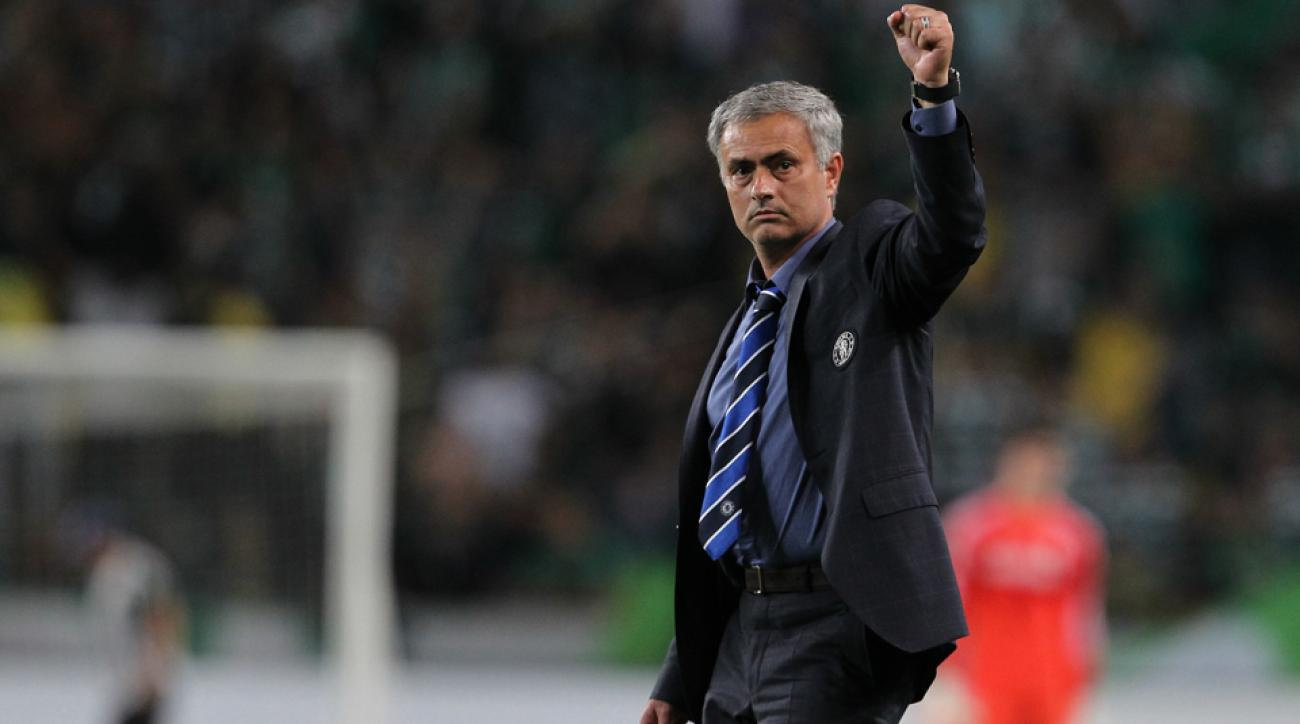 Jose Mourinho has Chelsea looking like a runaway candidate for the Premier League title in his second season since returning to Stamford Bridge.