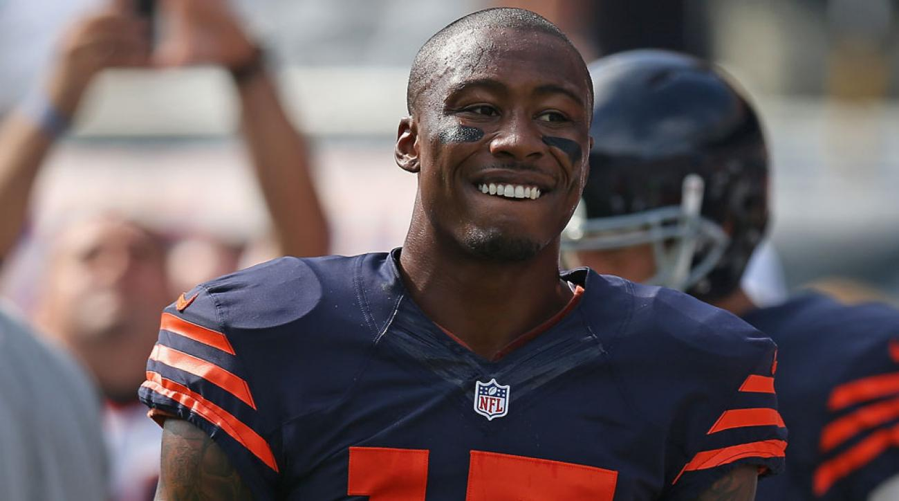 Chicago Bears Brandon Marshall