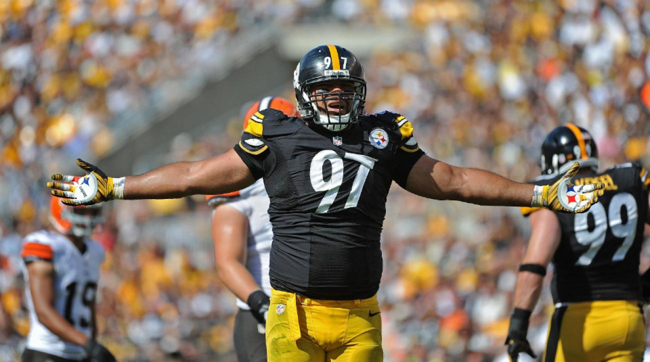 Steelers DE Cameron Heyward fined cursing at official
