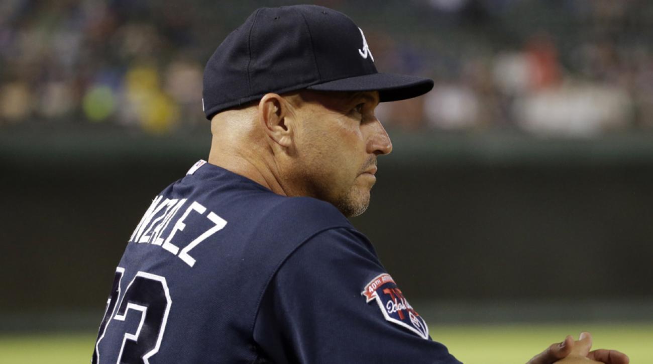 Braves Fredi Gonzalez not fired