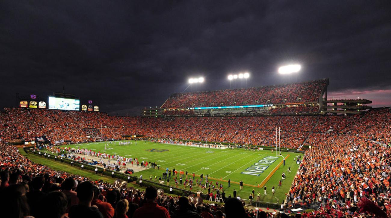 LSU Tigers Auburn Tigers watch online