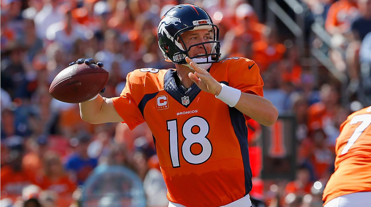 NFL Odds Week 5: Peyton goes for #500, more prop bets to watch