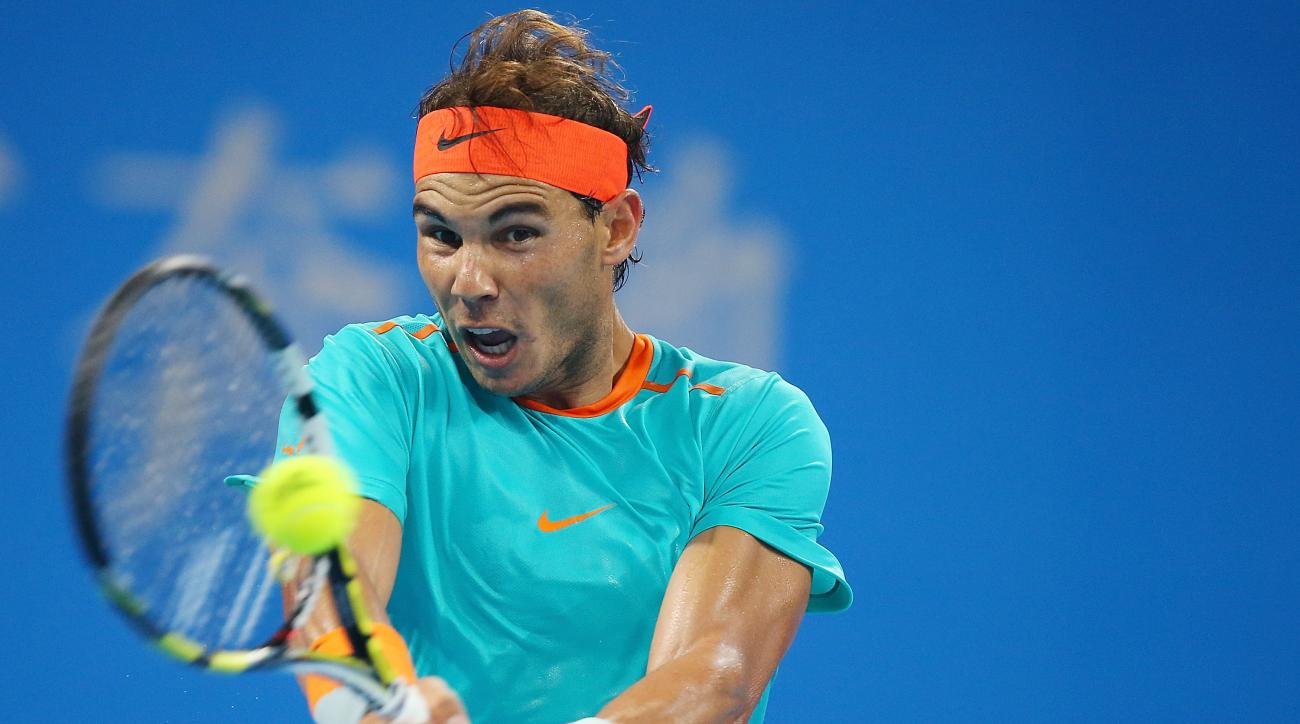 Rafael Nadal loses qualifier China Open quarterfinals