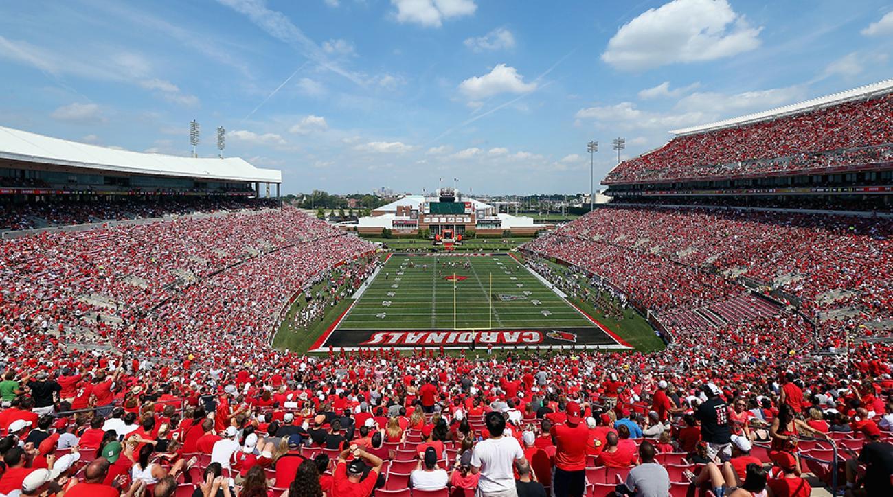 Louisville football stadium