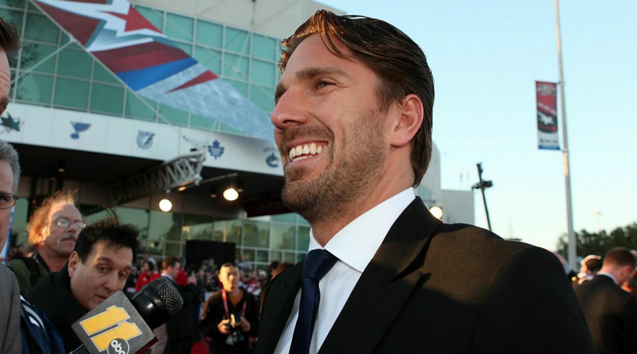 Henrik Lundqvist, Rangers
