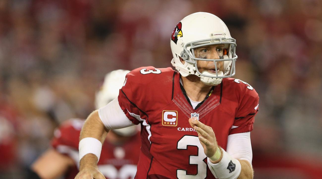 Carson Palmer, Arizona Cardinals, shoulder injury, NFL, return Week 6 or 7