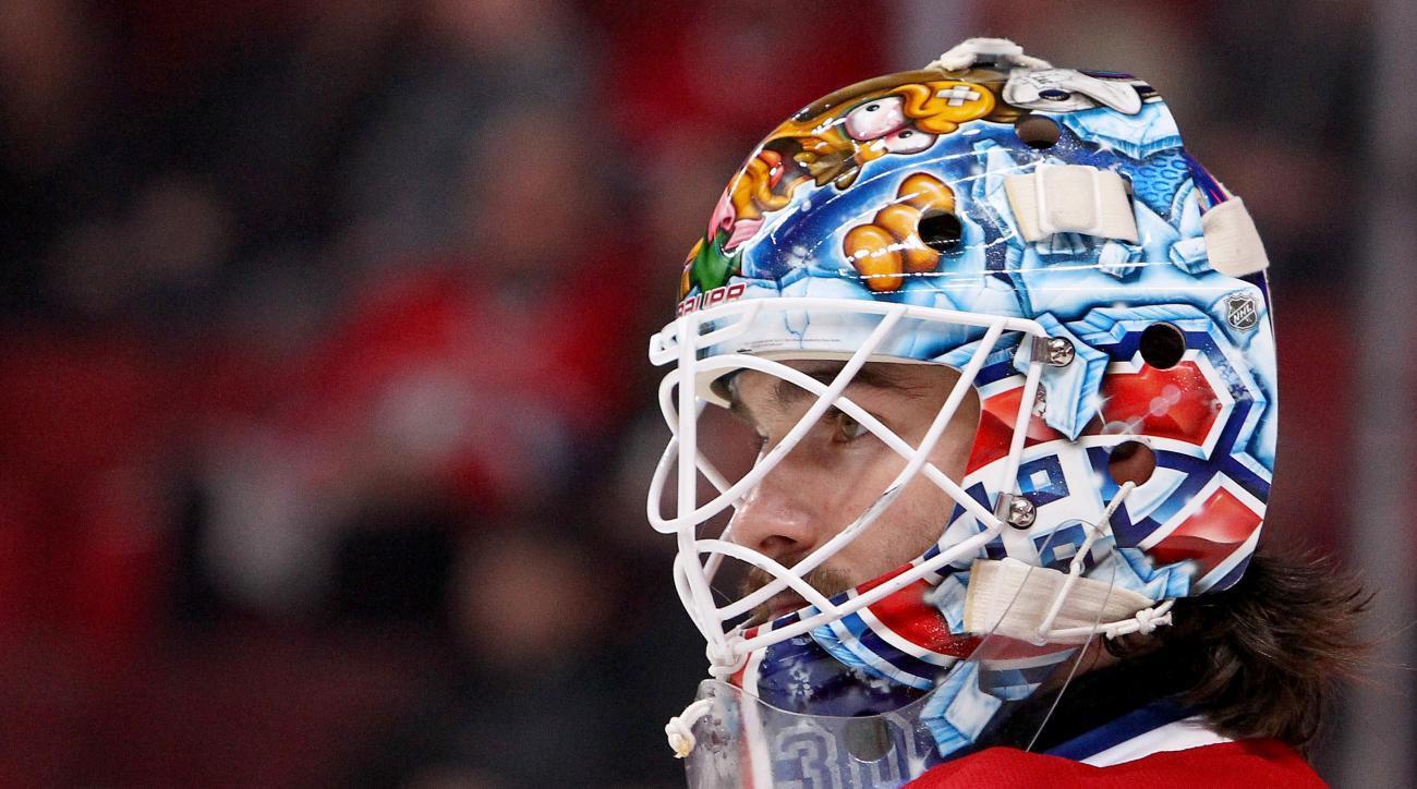 Peter Budaj, Winnipeg Jets, Montreal Canadiens, NHL, trade