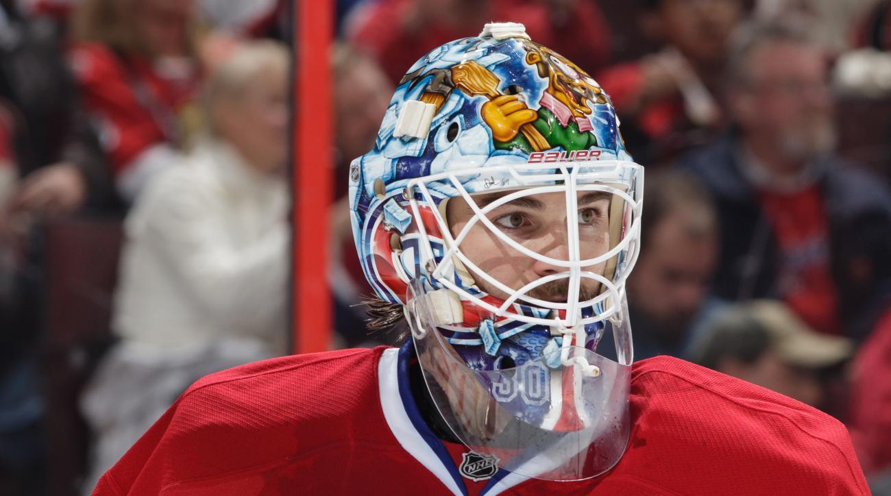 Peter Budaj, Montreal Canadiens, Winnipeg Jets, goalie, waived, NHL