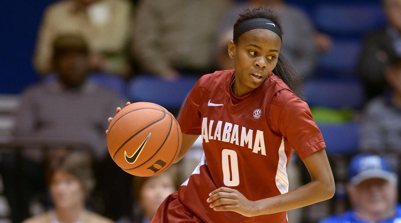 Alabama transfer denied Daisha Simmons