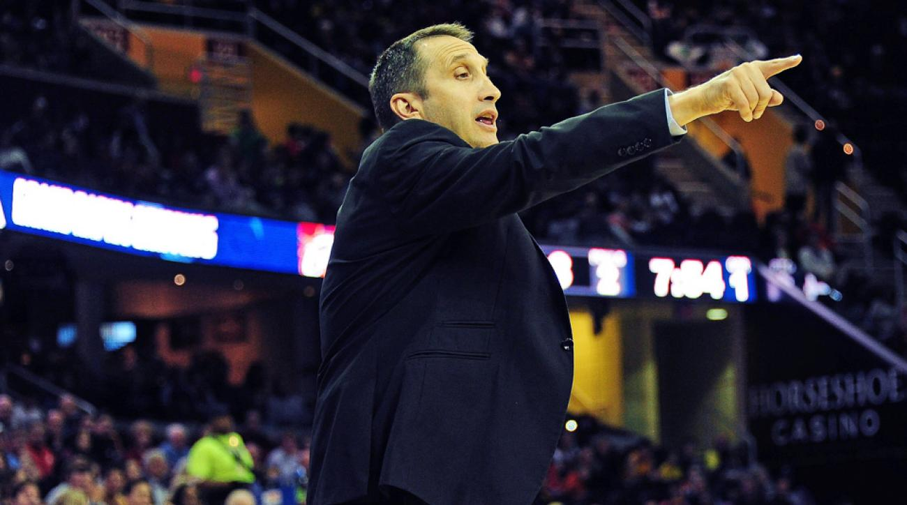 Former Maccabi Tel Aviv coach David Blatt is about to start his first NBA head coaching job.