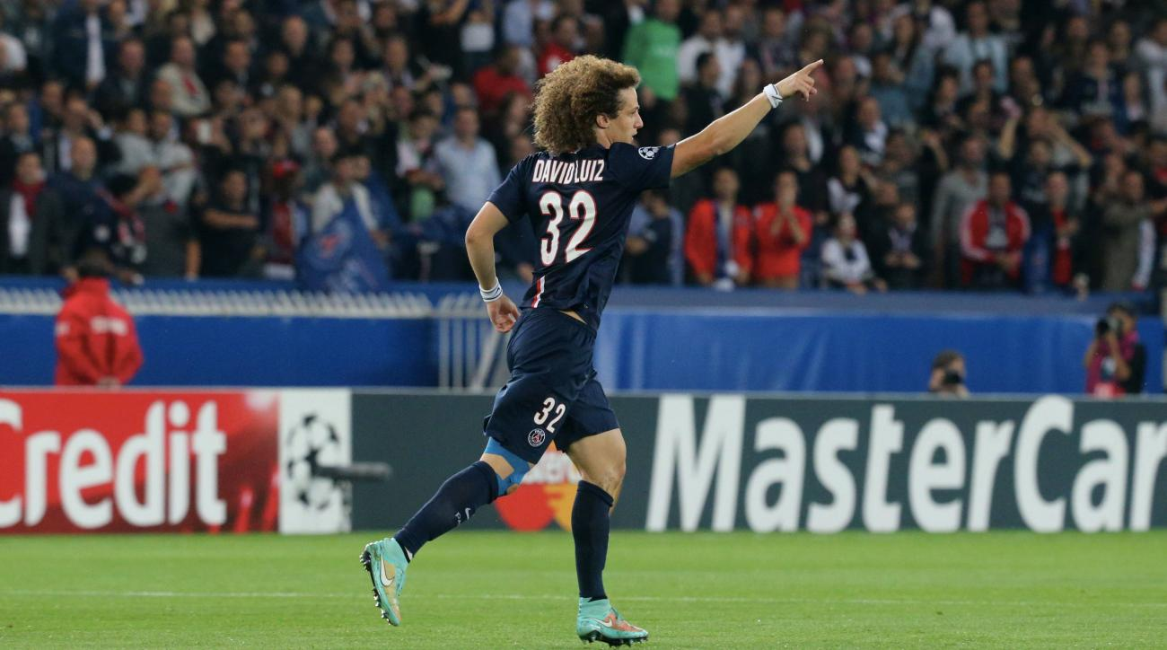 PSG Davis Luiz Chelsea contract offer