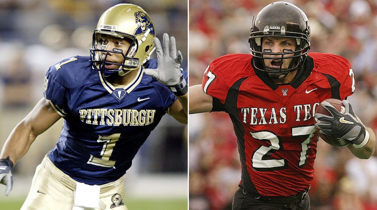 NFL Week 5: Larry Fitzgerald, Wes Welker forever linked by 2004 NFL draft