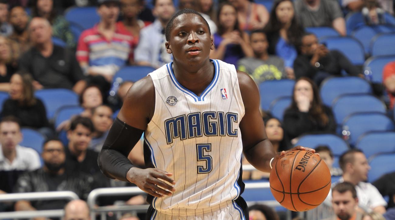 Magic Victor Oladipo mcl knee injury