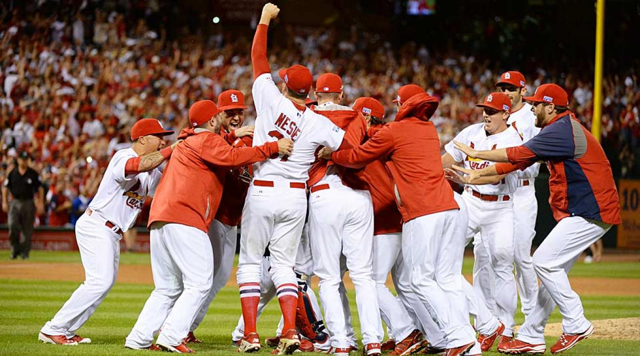The St. Louis Cardinals reached the NLCS for the fourth consecutive year after defeating the Los Angeles Dodgers 3-2 on Tuesday night.