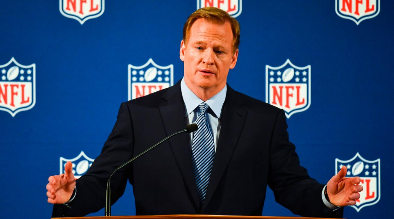 Goodell prepared to cede some power in NFL's disciplinary process