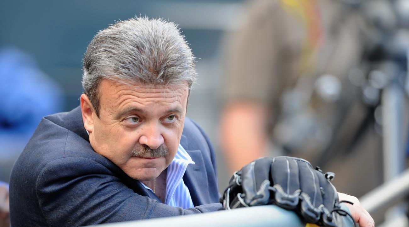 Ned Colletti, Ned Colletti on his way out, Ned Colletti General Manager, Los Angeles Dodgers