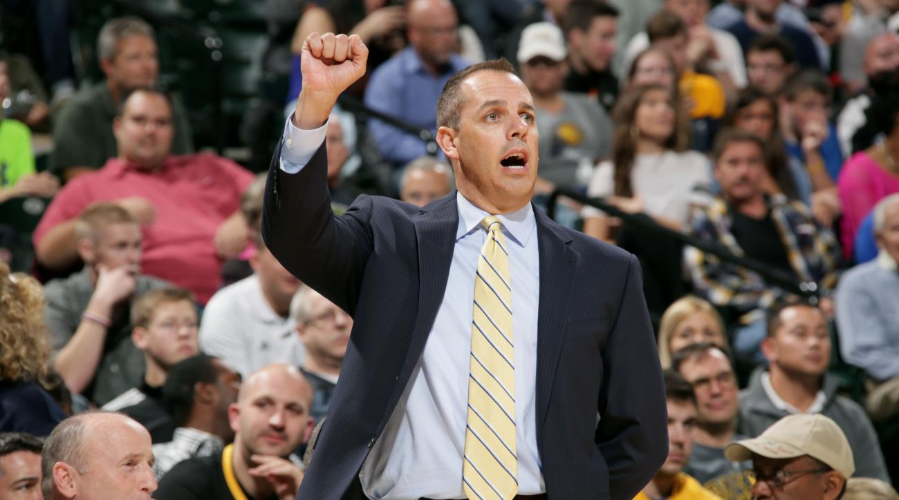 Pacers Frank Vogel contract