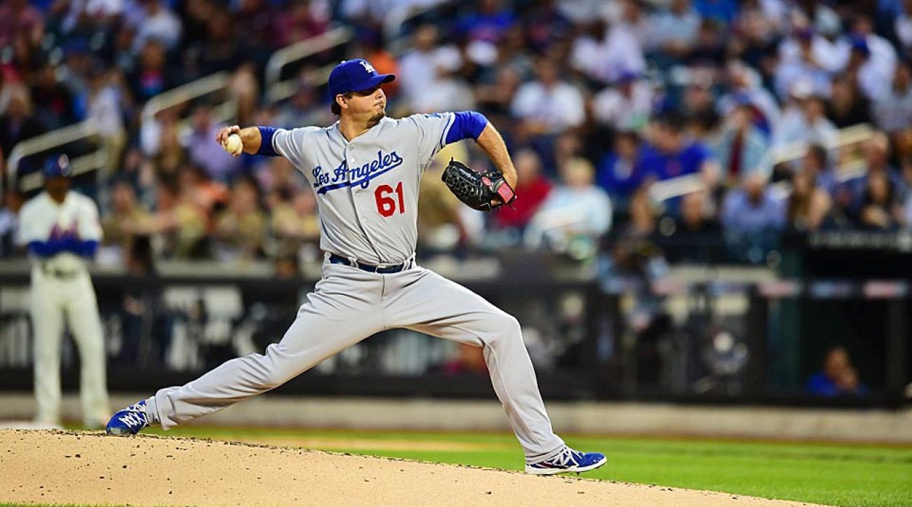 4ac1cc1e1d9 Josh Beckett retirement left mark in MLB Los Angeles Dodgers Boston ...