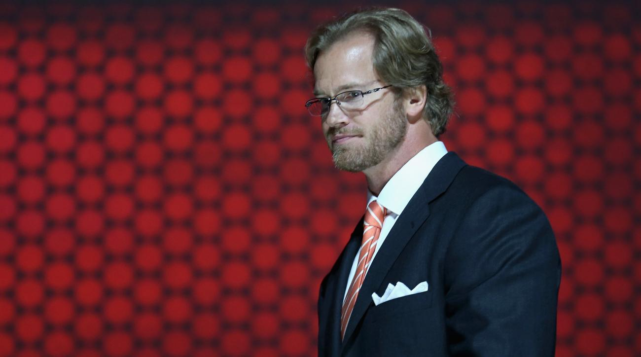 Chris Pronger Flyers, Chris Pronger NHL Player Safety, Chris Pronger defenseman