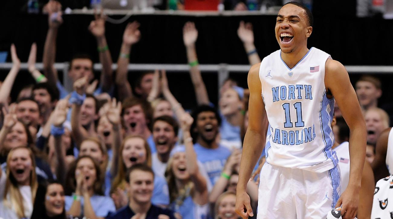 Brice Johnson averaged 10.3 points a game last season, but he has never been a starter for the Tar Heels.