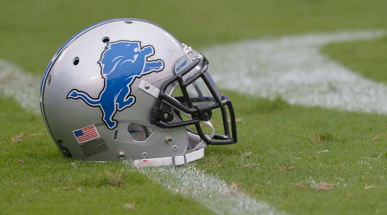 The Detroit Lions have reportedly caught the fan who used a laser pointer against the Buffalo Bills.