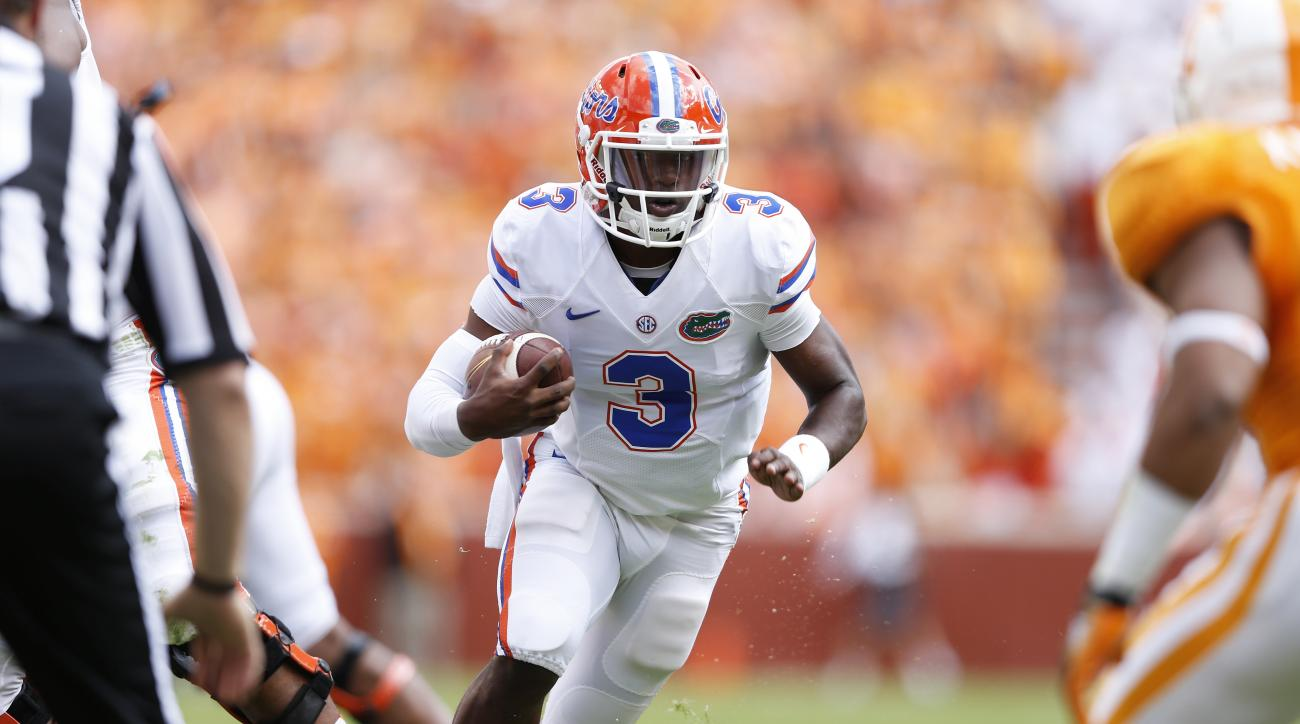 florida quarterback Treon Harris sexual assault investigation