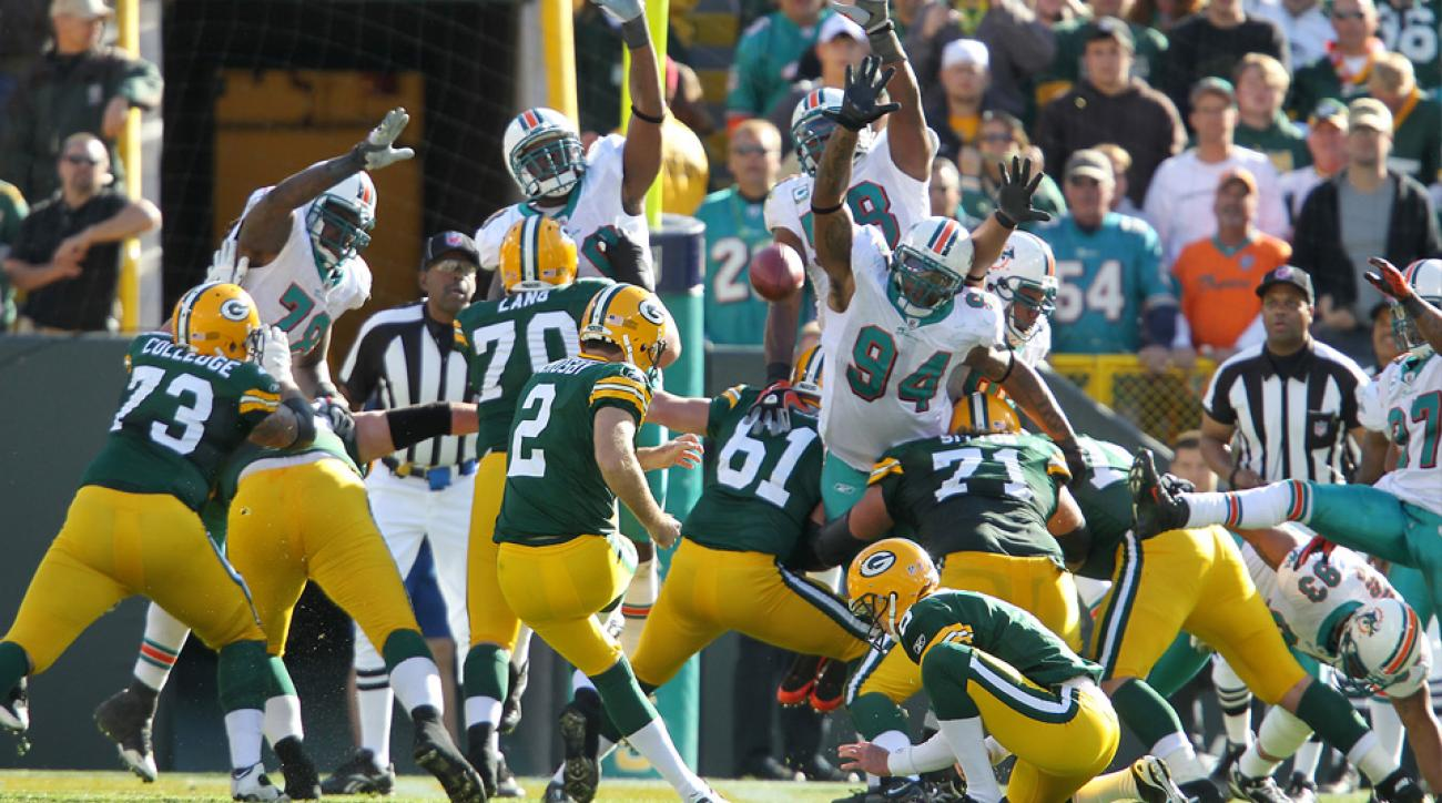 green bay packers miami dolphins